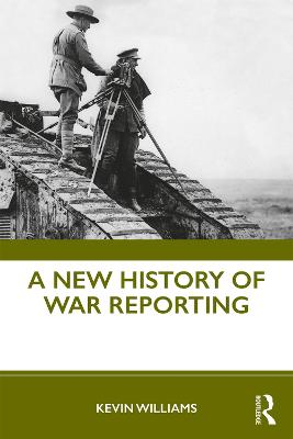 War Reporting book