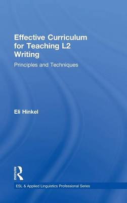 Effective Curriculum for Teaching L2 Writing book