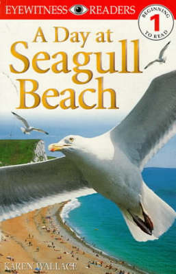 Eyewitness Readers Level 1:  A Day At Seagull Beach book