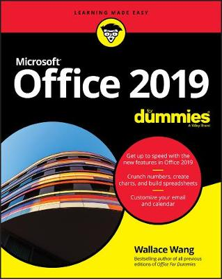Office 2019 For Dummies book