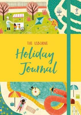 Holiday Journal by Minna Lacey