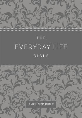 Everyday Life Bible (Fashion Edition: Gray Imitation Leather) by Joyce Meyer