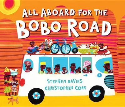All Aboard for the Bobo Road book
