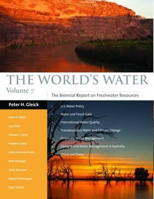 World's Water 1998-1999 book