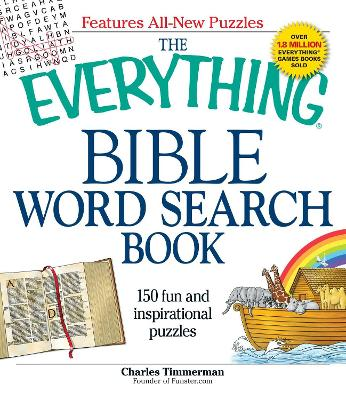 Everything Bible Word Search Book book