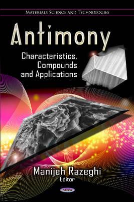 Antimony by Manijeh Razeghi