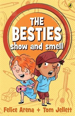 The Besties Show and Smell book