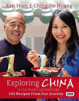 Exploring China: A Culinary Adventure book