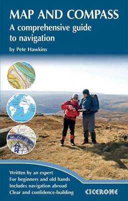 Map and Compass book