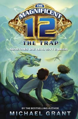 Trap by Michael Grant