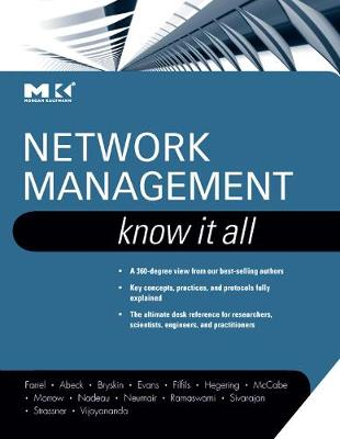 Network Management Know It All by Adrian Farrel