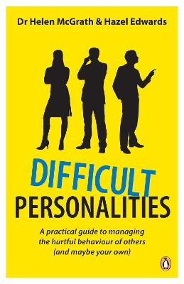 Difficult Personalities book