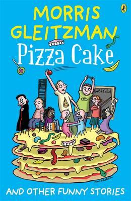 Pizza Cake book