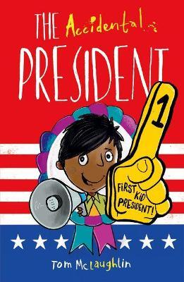 Accidental President book
