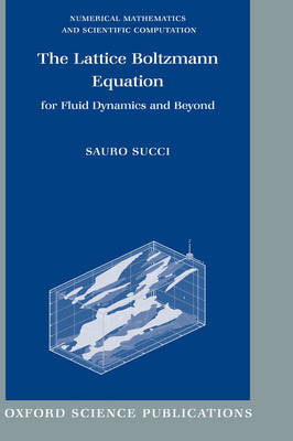 Lattice Boltzmann Equation book