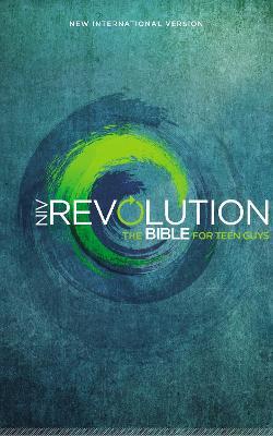 NIV, Revolution Bible, Hardcover by Livingstone Corporation