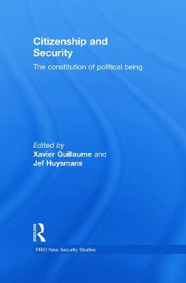 Citizenship and Security by Xavier Guillaume