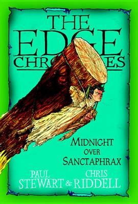 Edge Chronicles: Midnight Over Sanctaphrax by Paul Stewart