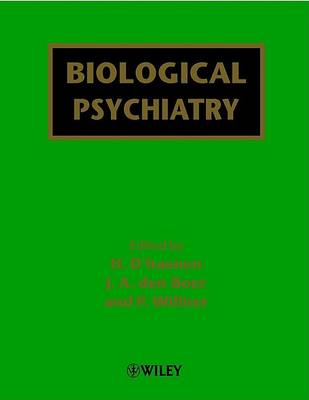 Biological Psychiatry book