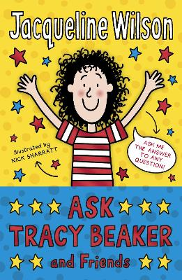 Ask Tracy Beaker and Friends book