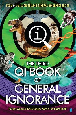 The QI: The Third Book of General Ignorance by John Lloyd
