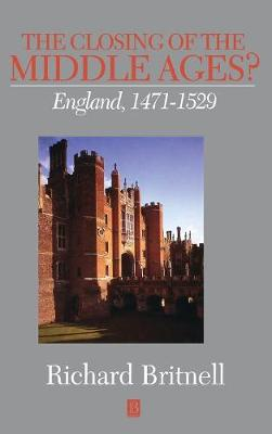 Closing of the Middle Ages? book