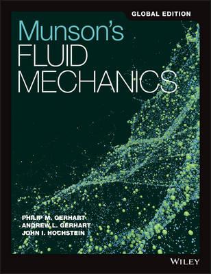 Munson's Fundamentals of Fluid Mechanics by Philip M. Gerhart