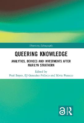 Queering Knowledge by Paul Boyce
