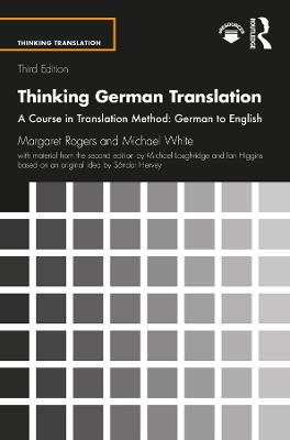 Thinking German Translation by Michael Loughridge