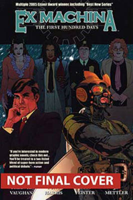 Ex Machina Book 1 TP by Brian K. Vaughan