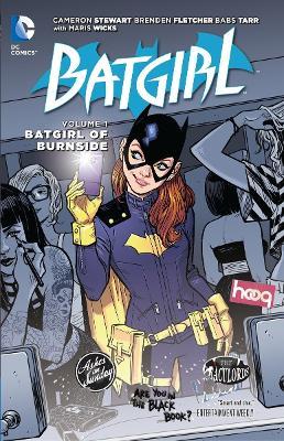 Batgirl TP Vol 01 The Batgirl Of Burnside (N52) by Babs Tarr