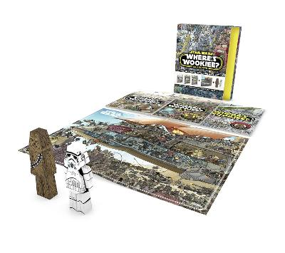 Star Wars Where's the Wookiee Collection: Gift Box by Egmont Publishing UK