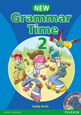 Grammar Time 2 Student Book Pack New Edition by Sandy Jervis