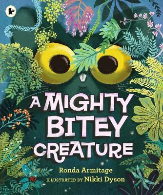 Mighty Bitey Creature by Ronda Armitage