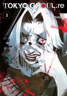 Tokyo Ghoul: re, Vol. 3 book