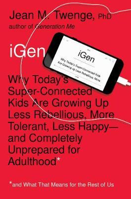 iGen by Kendare Blake