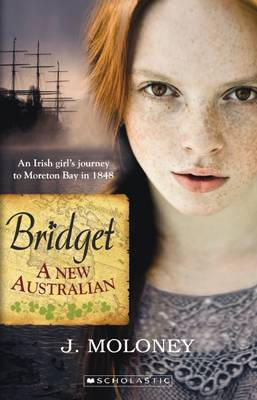 Bridget: A New Australian by James Moloney
