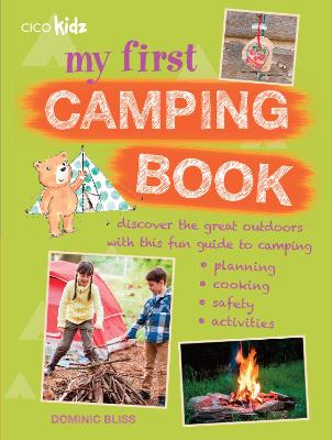 My First Camping Book by Dominic Bliss