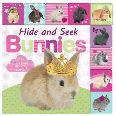 Hide and Seek Bunnies: Lift the Flap Tab by Roger Priddy