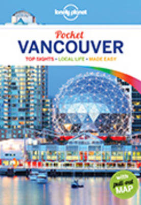 Pocket Vancouver by Lonely Planet
