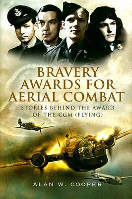 Bravery Awards for Aerial Combat by Alan W. Cooper