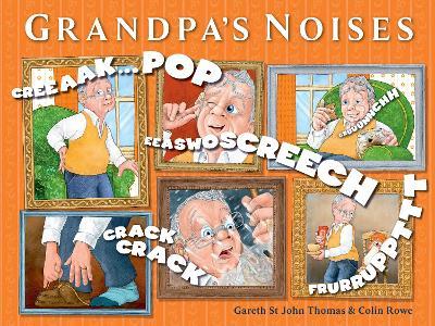Grandpa's Noises book
