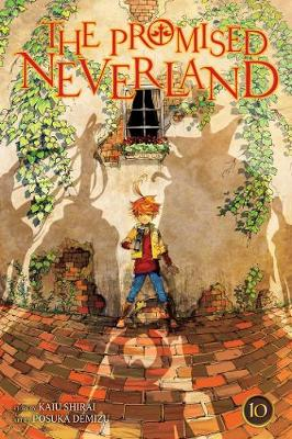 The Promised Neverland, Vol. 10 by Posuka Demizu