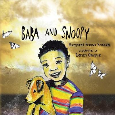 Baba and Snoopy by Margaret Hauwa Kassam