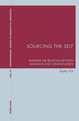 Sourcing the Self by Kathy Pitt
