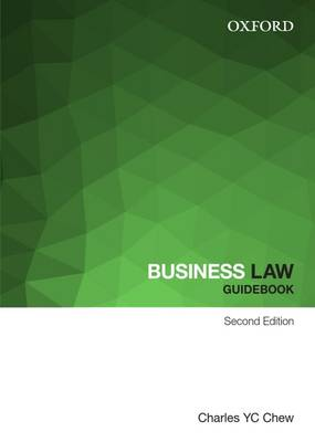 Business Law Guidebook by Charles Y. C. Chew