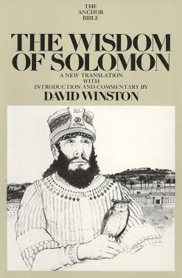 Wisdom of Solomon by David Winston