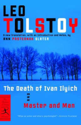 Mod Lib The Death Of Ivan Ilyich by Leo Tolstoy