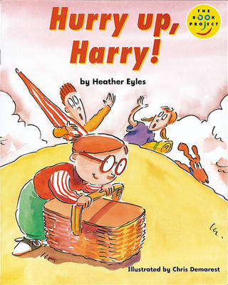 Hurry up, Harry! Read Aloud by Heather Eyles