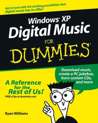 Windows XP Digital Music For Dummies book